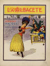 La Albacete: Spanish Waltzes Sheet Music Cover