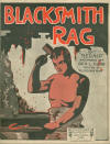 Blacksmith Rag: Fox Trot Sheet Music