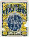 Bunch O' Blackberries: Cake - Walk & Two - Step Sheet Music Cover
