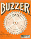 Buzzer Rag Sheet Music Cover