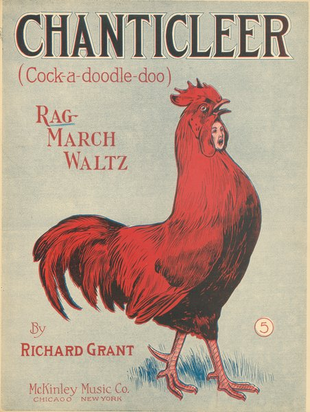 Chanticleer (Cock a Doodle Doo) Rag /