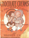 Chocolate Creams: A Rag with Flavor
