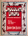 Chocolate Drops Sheet Music Cover