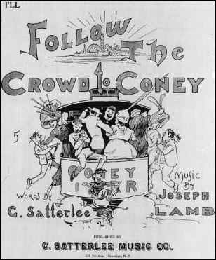 I'll Follow the Crowd to Coney