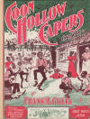 Coon Hollow Capers: Cake Walk & Two Step Sheet Music Cover
