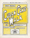 Cuban Cake Walk Sheet Music Cover