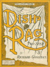 Dish Rag: Two Step Sheet Music Cover