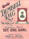Dumbell Rag Sheet Music Cover