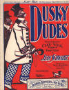 Dusky Dudes Sheet Music Cover