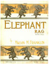 Elephant Rag Sheet Music Cover