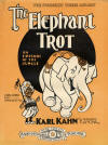 The Elephant Trot Sheet Music Cover