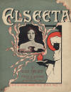 Elseeta: March and Two Step Sheet Music Cover