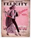 Felicity: Hesitation Waltz Sheet