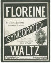 Floreine Syncopated Waltz Sheet Music