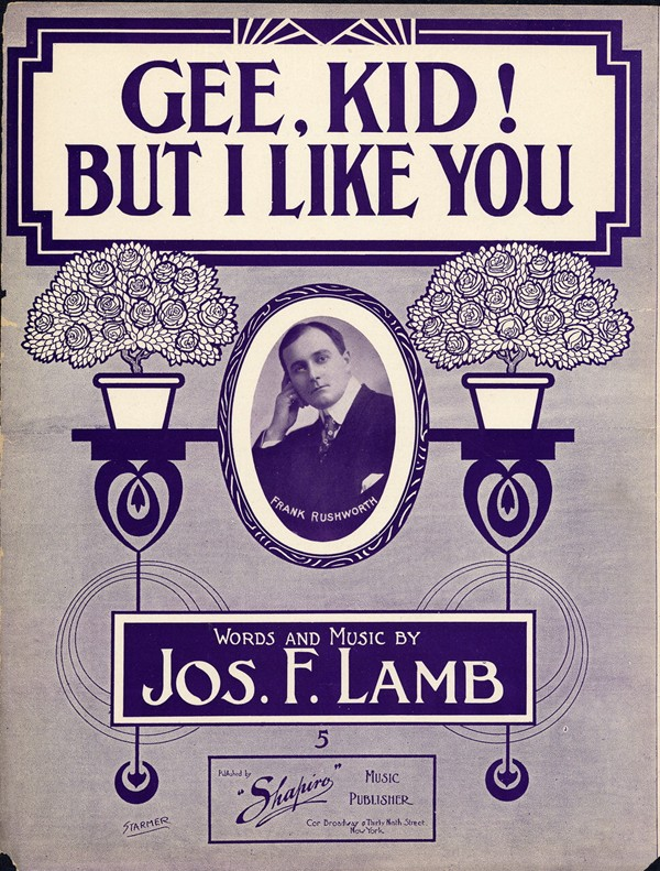 Joseph F. Lamb: A Passion for Ragtime