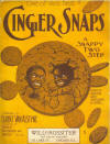Ginger Snaps: A Snappy Two Step Sheet
