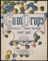 Gum Drops: Novelty Two Step Sheet