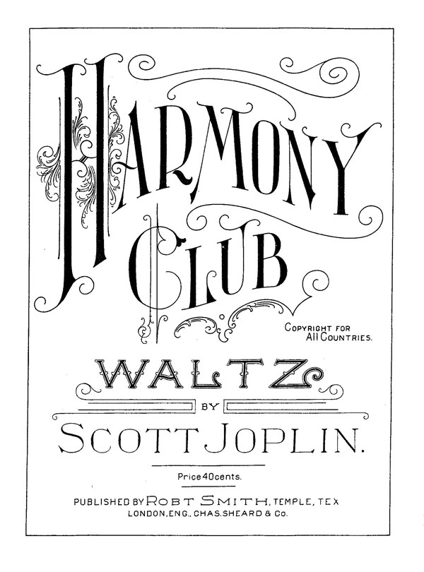 scott joplins ragtime music essay