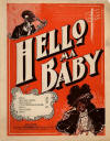 Hello My Baby! Sheet Music Cover