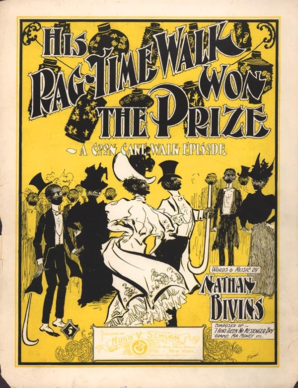 ragtime music and cakewalk dance Bryan wright and martin spitznagel will conduct a session explaining what ragtime music  attend the ragtime dance at cakewalk hall dressed in your finest 1900's.