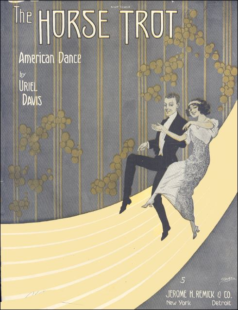 The Horse Trot: American Dance -
