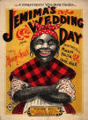 Jemima's Wedding Day: Cake Walk Sheet Music Cover