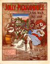 Jolly Pickanninies: Cake Walk and Two Step Sheet Music Cover