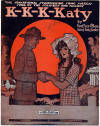 K-K-K Katy (The Stammering Song) Sheet Music Cover