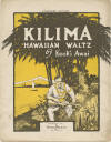 Kilima Hawaiian Waltz Sheet Music