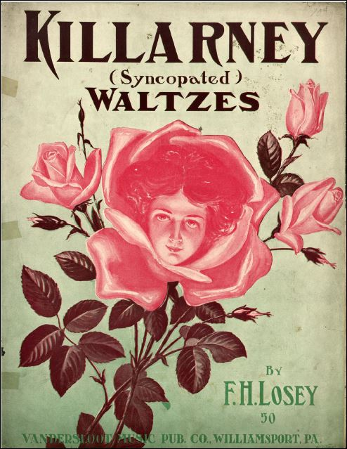 Killarney: Syncopated Waltzes Sheet