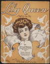 Lily Queen: A Ragtime Two-Step Sheet