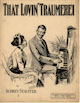 Sheet music cover for That Lovin'