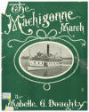 Machigonne: March, Two-Step Sheet Music