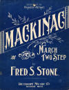 Mackinac March: Two Step Sheet Music Cover