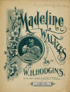 Madeline Waltzes Sheet Music