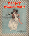 Mandy's Ragtime Waltz Sheet Music