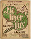 Ma Tiger Lily Sheet Music Cover