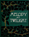 Melody at Twilight Sheet Music Cover