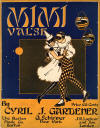 Mimi Valse Sheet Music Cover