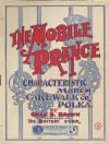 The Mobile Prance: Characteristic March, Cakewalk or Polka Sheet Music Cover