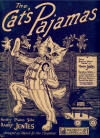 Cat's Pajamas Sheet Music Cover