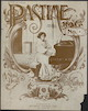Sheet Music Cover for Pastime Rag No. 4
