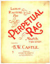 Perpetual Rag: March Two Step