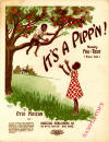 It's a Pipp'n: Novelty Fox Trot Sheet