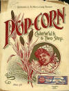 Pop-Corn Cakewalk and Two Step Sheet