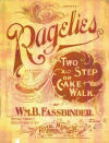 Ragelies: Two Step or Cake Walk Sheet Music Cover