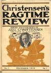 Ragtime Review Cover - Volume 1,