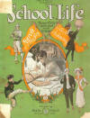 School Life: March and Two Step Sheet Music Cover