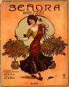 Senora Waltz Sheet Music Cover