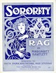 Sorority RagSheet Music Cover